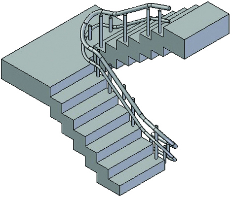 treppe unterschiedliche stufenh he br stungsh he fenster. Black Bedroom Furniture Sets. Home Design Ideas